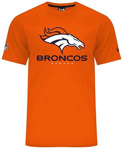 New Era T denbro-Shirt dryera Linie Denver Broncos, Unisex Erwachsene, Mehrfarbig (RSH)