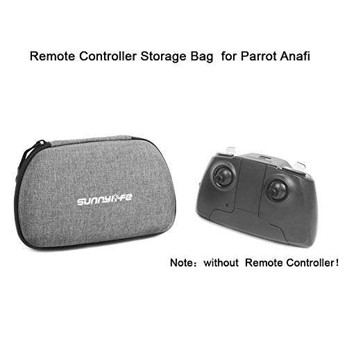 sunnylife Remote Control Bag Aerial Drone Storage Bag Portable Handbag For Parrot Anafi