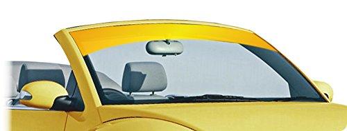 carstyling XXL Blendstreifen gold metallisiert 20 cm x 152 cm ~ schneller Versand innerhalb 24 Stunden ~
