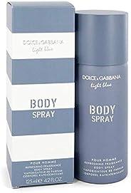 Light Blue by Dolce & Gabbana Body Spray 4.2 oz / 125 ml (