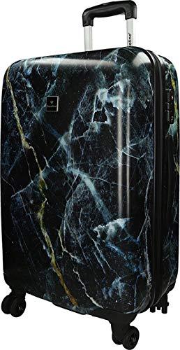 Saxoline Marble - Maleta con Ruedas 60 cm