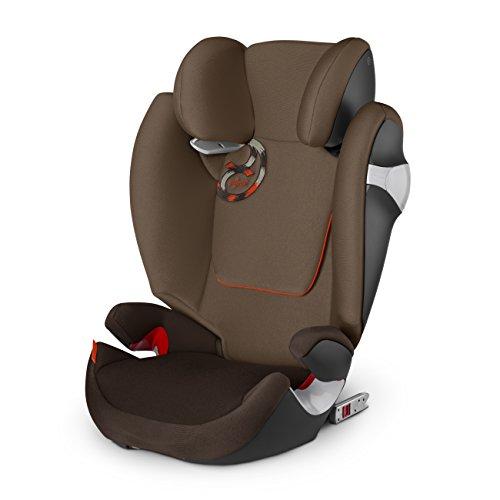 cybex-gold-solution-m-fix-autositz-gruppe-2-3-15-36-kg-kollektion-2015-coffee-bean