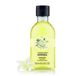 The Body Shop Moringa Shower Gel, 250ml