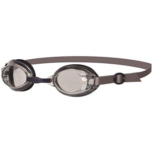 Mainline Erwachsene Schwimmbrille Jet Tauchen-Brillen, Speedo Navy/Clear, One Size (Schwimmen-schutzbrillen Dunkle)