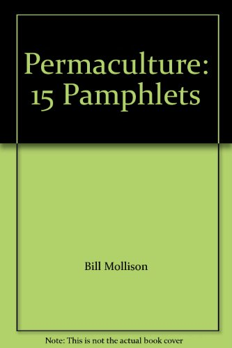 Permaculture: 15 Pamphlets on CD