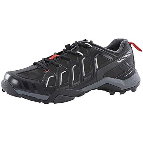 Zapatillas Shimano SH-MT34L negro para hombre Talla 43 2015 Zapatillas trekking / urbano
