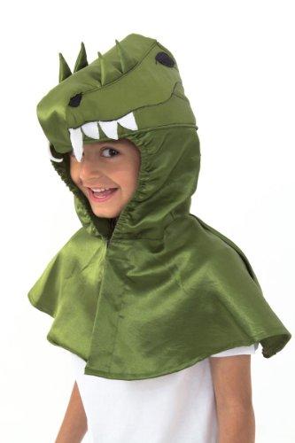 Krokodil Kopf Kostüm - Krokodil Kostüm für Kinder 3-8 Jahre