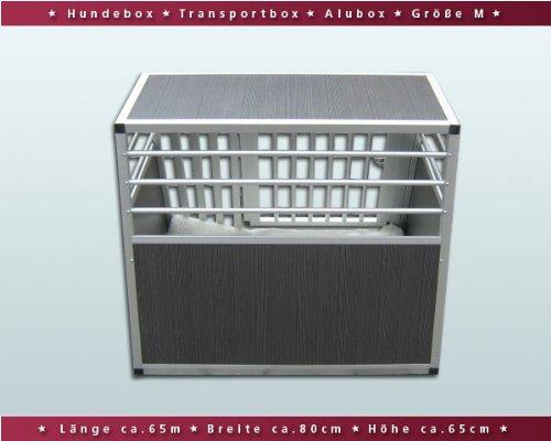 Hundebox / Alubox / Hundetransportbox / Autobox + Einlegematte Inbus-Verschraubung Größe M -