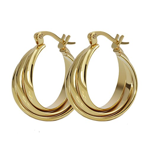 anazoz-fashion-jewelry-simple-personality-big-gold-hoop-earrings-for-women