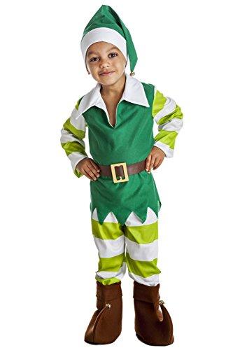 Imagen de disfraz de duende para niños