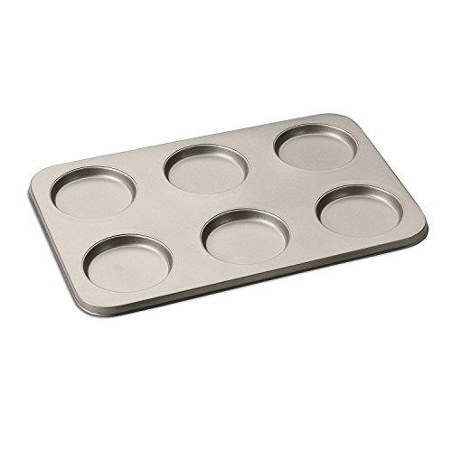 Cuisinart amb-6mtpbz 6Cup Muffin-top Pfanne, Bronze 6-cup Muffin Pan