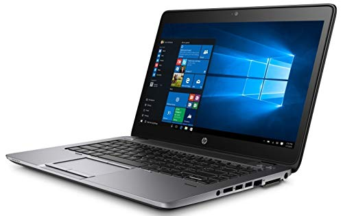 (Renewed) HP Probook 820G1-i5-8 GB-512 GB 12-inch Laptop (Core-i5/8GB/512GB SSD/Windows 10/Integrated Graphics), Black