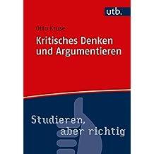 Kritisches Denken und Argumentieren: 4767