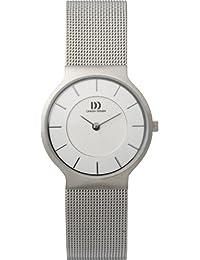 Danish Design Damen-Armbanduhr IV62Q732 Analog Quarz Edelstahl IV62Q732
