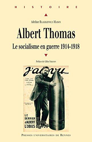 Livres gratuits en ligne Albert Thomas pdf epub