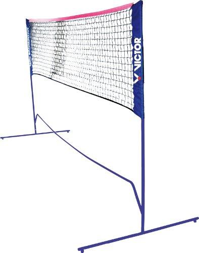 VICTOR Mini Badminton Netz - höhenverstellbar