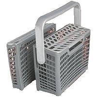 Cesta para cubiertos: Universal con modular compartimentos