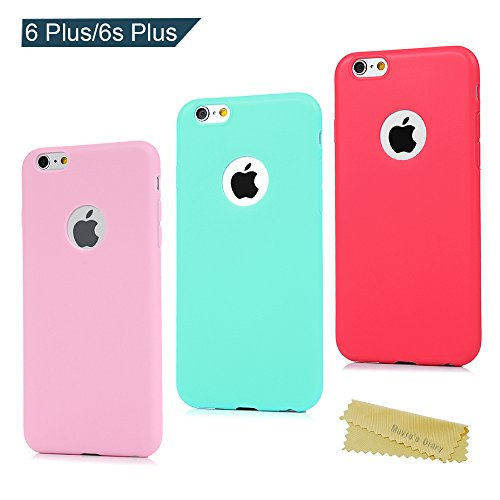 3x Funda iPhone 6 Plus/iPhone 6s Plus 5.5 Pulgada