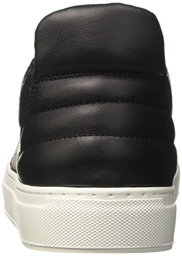 Bikkembergs Words 860, Sneakers basses homme Noir