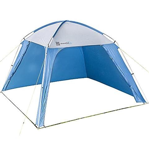 Skandika Unisex Pavillon Gazebo Tent, Blue,
