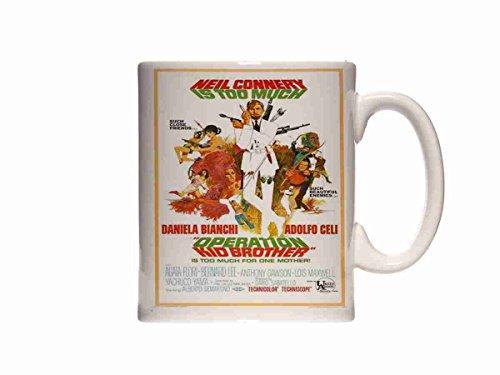 Mug Operation Kid Brother Poster 01 Ceramic Cup Box Gift (Operation Kid Brother)