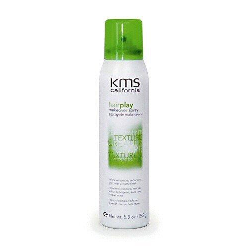 KMS Hair Play Makeover Spray 5.3 oz