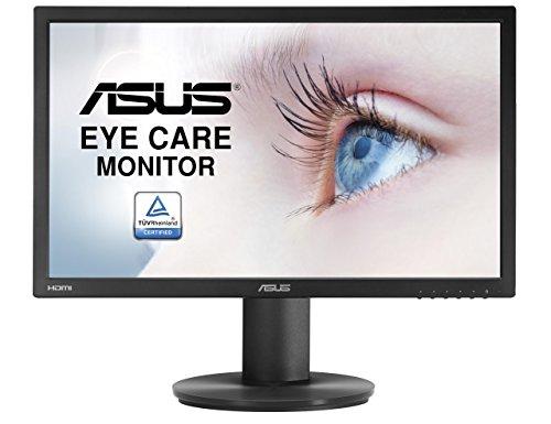 Asus VP229HAL 54,61 cm (21,5 Zoll Full HD) Monitor (VGA, HDMI, EyeCare, Blaulichtfilter, ergonomisches Design) schwarz
