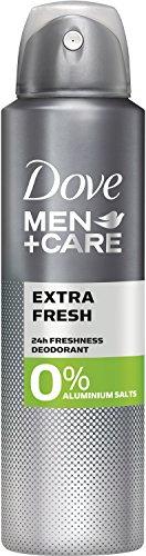 Dove MEN+CARE Deospray Extra Fresh ohne Aluminium, 150 ml