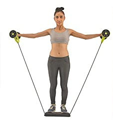 Bulfyss Revoflex Xtreme   Just 5 minutes training a day for amazing results! With the Revoflex Extreme, you can optimally workout your upper, middle, lower and side abdominal muscles. You can choose between 6 different training levels and 44 differe...