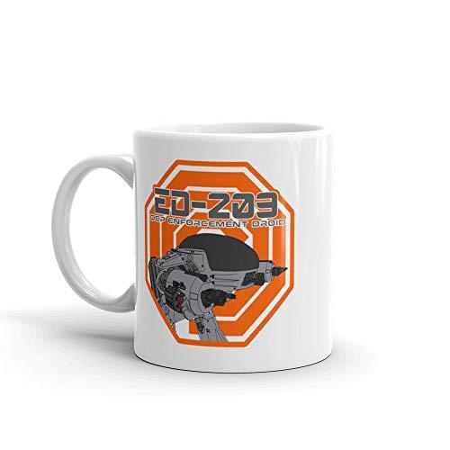 Ed Droid 209 Enforcement Mug Robocop Ocp qVpGzUMS