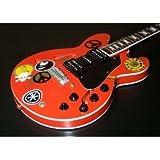 ALVIN LEE Miniatur Gitarre Gibson ES 335 Ten Year After