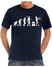 Touchlines T-Shirt Evolution Zombies - Camiseta