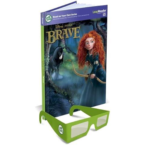 Leap Frog- Leap Reader, libro interactivo 3D, con diseño Brave, versión en inglés (21330)