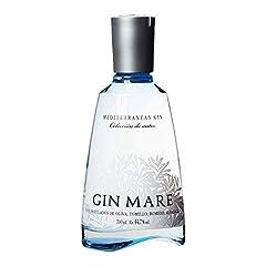 Idea Regalo - GIN MARE MEDITERRANEAN GIN | 42,7 % vol. | 700 ml