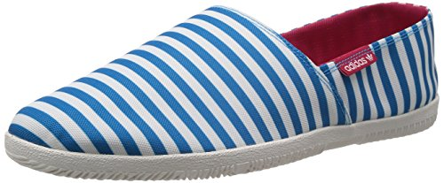 New Adidas Adidrill Canvas Espadrilles Plimsolls Slip On Shoes Trainers (UK 8,...