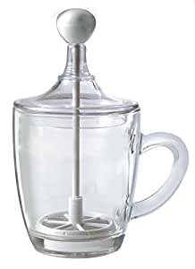 frabosk limpido cappuccino creamer 3 tassen glas der perfekte milchschaum in. Black Bedroom Furniture Sets. Home Design Ideas