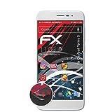 atFolix Schutzfolie passend für Coolpad Torino S Folie, entspiegelnde & Flexible FX Bildschirmschutzfolie (3X)