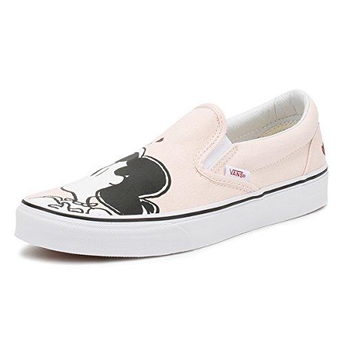 vans-womens-classic-slip-on-trainers-pink-smack-pearl-peanuts-4-uk-365-eu