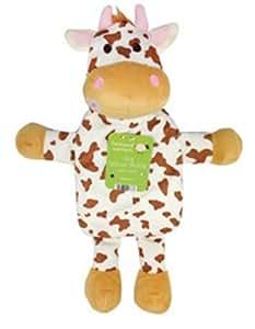 Bouillotte Enfant Animaux Ferme Vache 1L