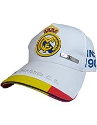 Real Madrid Baseballmütze mit Spanischer Flagge
