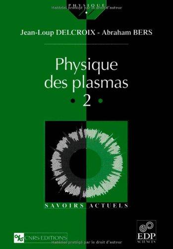 Physique des plasmas t2
