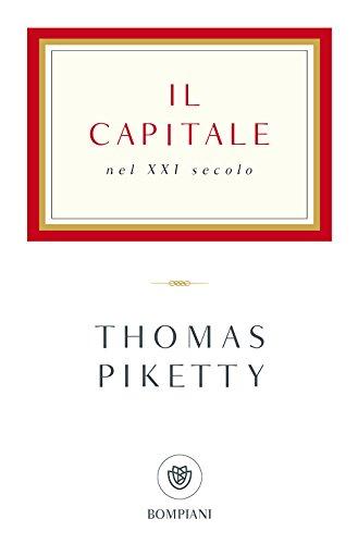 Il capitale nel XXI secolo (Tascabili. Saggi) por Thomas Piketty