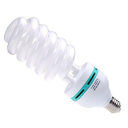 TOOGOO(R)E27 220V 135W 5500K Photo Studio Ampoule Daylight Lumiere / video Photographie Lampe