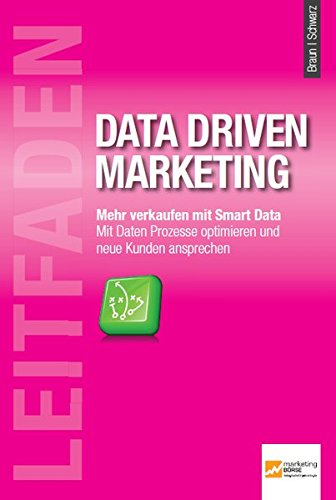 Leitfaden Data Driven Marketing - Mehr verkaufen mit Smart Data