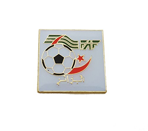 Argelia Pin de S de Argelia de la selección de fútbol Copa del Mundo