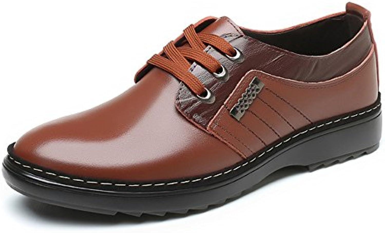 SRY-scarpe Scarpe Casual da da da Uomo Fashion da Uomo in Pelle Sintetica Opaca con Lacci in Alto e Fodera Traspirante | Offerta Speciale  | Uomini/Donne Scarpa  66dc96