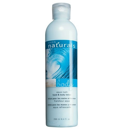 Naturals Aqua Rush Hand and Body Lotion by Avon