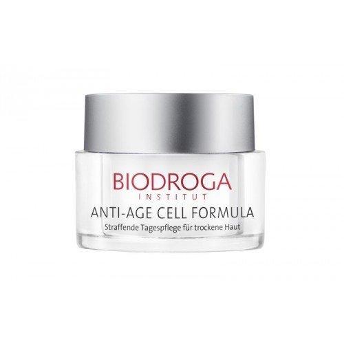 Biodroga: Straffende Tagespflege für trockene Haut - Anti-Age Cell Formula (50 ml)