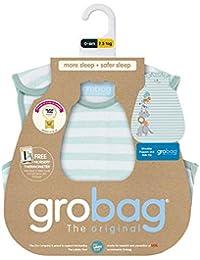 The Gro Company Jungle Stack Grobag Baby Sleeping Bag, 6-18 Months, 2.5 Tog
