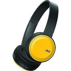 JVC HAFX38V Marshmallow(R) Inner-Ear Headphones (Purple)